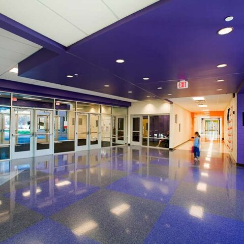 Deerfield Elementary – Manchester, Tennessee