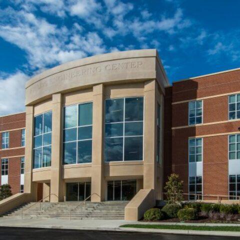 Lipscomb University Fields Engineering Center – Nashville, Tennessee