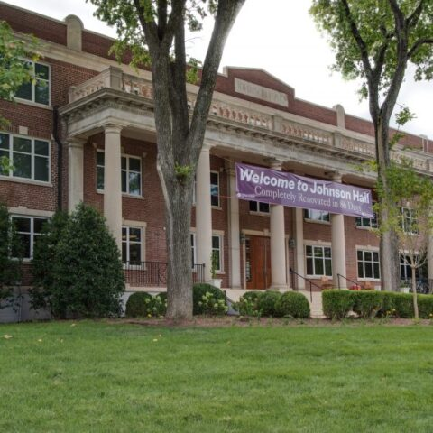 Lipscomb University Johnson Hall – Nashville, Tennessee