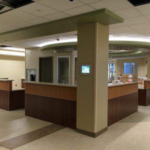 Maury Regional Medical Center CCU Renovation – Columbia, Tennessee