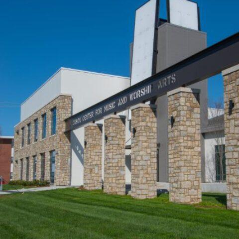 Trevecca Nazarene University Music Building – Nashville, Tennessee