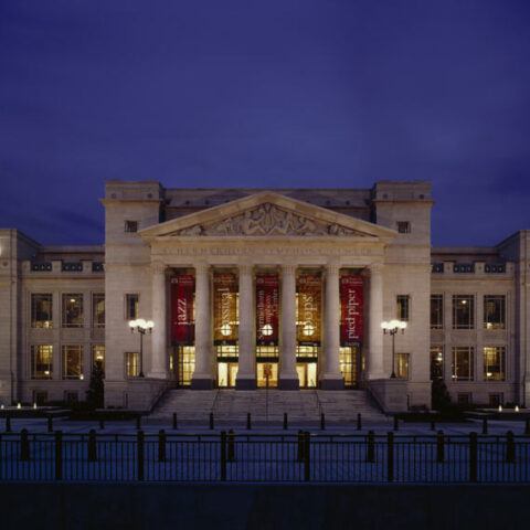 Schermerhorn Symphony Center – Nashville, Tennessee